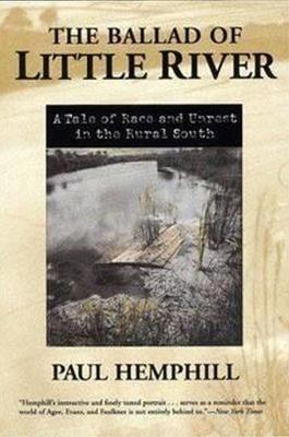 Ballad of Little River book