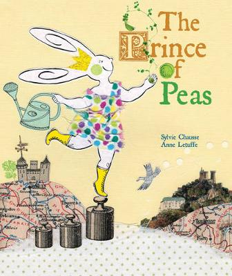 Prince of Peas by Sylvia Chausse