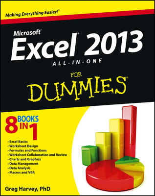 Excel 2013 All-In-One for Dummies book