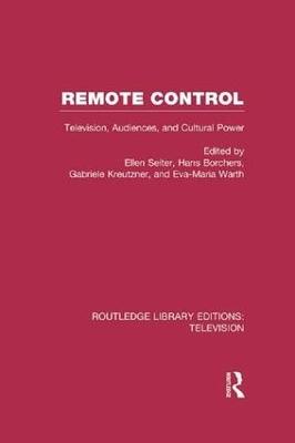 Remote Control book