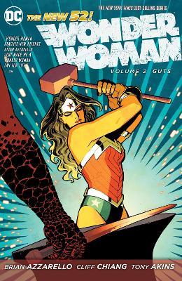 Wonder Woman Wonder Woman Volume 2: Guts TP (The New 52) Guts Volume 2 by Brian Azzarello