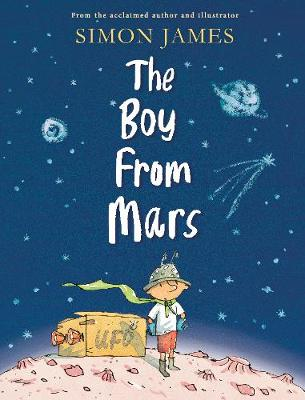 Boy from Mars by Simon James