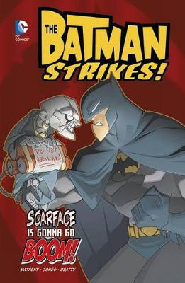 Scarface Is Gonna Go Boom! by Metheny, Jones