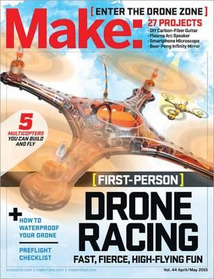 Make: Volume 44 by Jason Babler