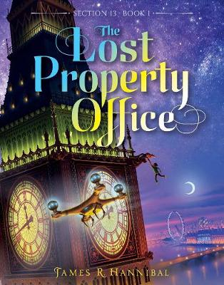 Lost Property Office by James R. Hannibal