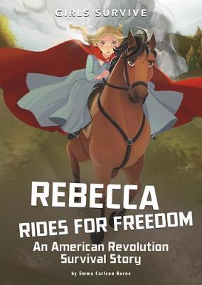 Rebecca Rides for Freedom book