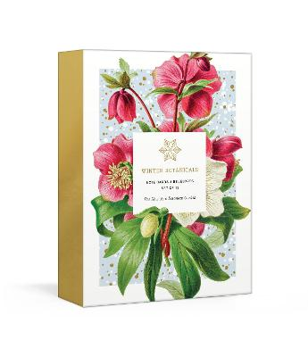 Winter Botanicals: 12 Note Cards and Envelopes by New York Botanical Garden