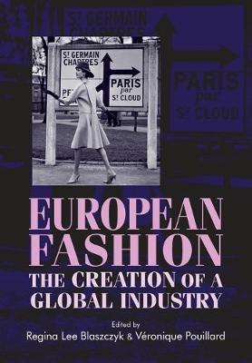 European Fashion book