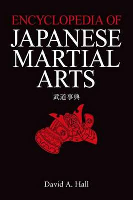 Encyclopedia Of Japanese Martial Arts book