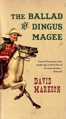 Ballad of Dingus Magee book