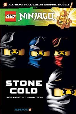 Lego Ninjago: Stone Cold by Greg Farshtey, Jolyon Yates