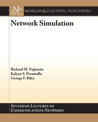 Network Simulation by Richard M. Fujimoto