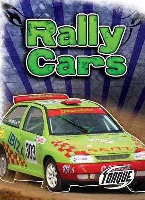 Rally Cars by Denny Von Finn