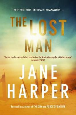 Lost Man book