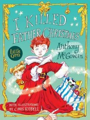 I Killed Father Christmas book