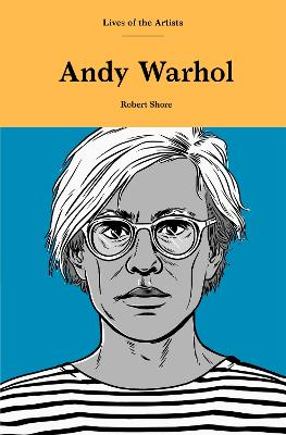Andy Warhol by Robert Shore