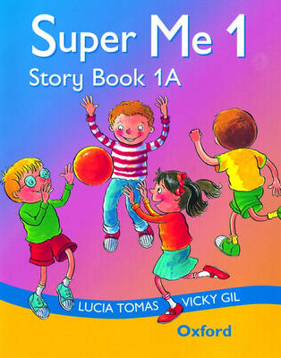 Super Me by Lucia Tomas