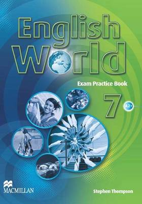 English World 7 Exam Practice Book by Liz Hocking