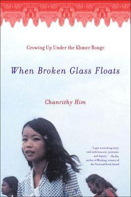When Broken Glass Floats book