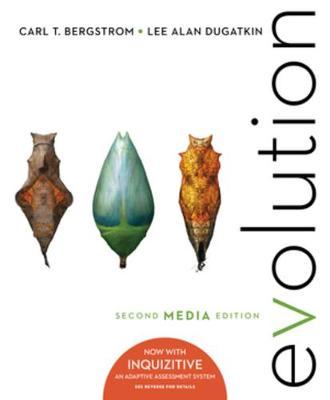 EVOLUTION 2E MED UPD EB+IQ REG CR (Second Edition, Media Update) by Carl T. Bergstrom