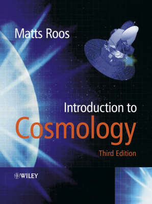 Introduction to Cosmology book