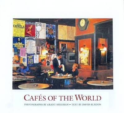 Cafes of the World by David Burton