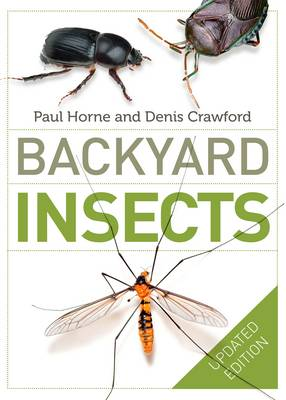 Backyard Insects Updated Edition by Paul A. Horne