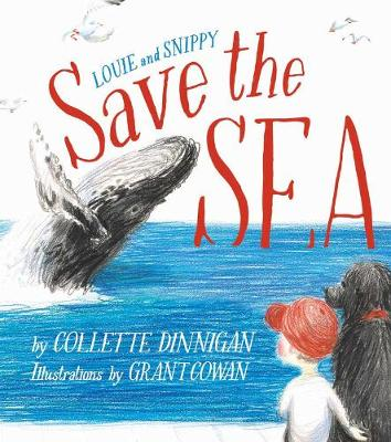 Louie and Snippy: Save the Sea book