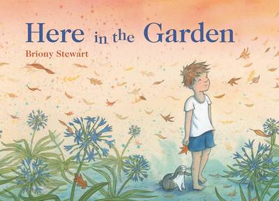 Here in the Garden book