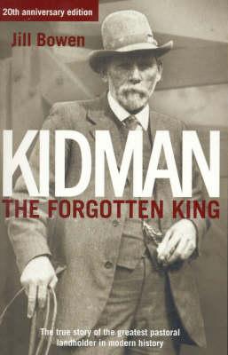 Kidman The Forgotten King by Jill Bowen