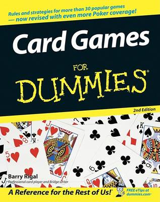 Card Games for Dummies, 2nd Edition by Barry Rigal