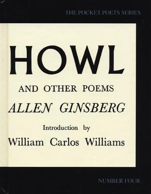Howl and Other Poems by Allen Ginsberg