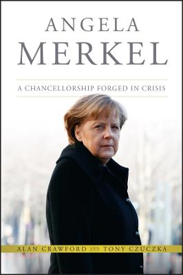 Angela Merkel by Alan Crawford