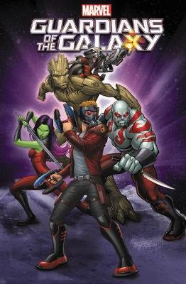 Marvel Universe Guardians Of The Galaxy by Joe Caramagna