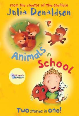 Animals in School by Garry Parsons