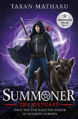 Summoner: The Outcast: Book 4 by Taran Matharu