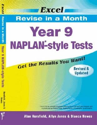 Naplan-style Tests - Year 9 by Alan Horsfield