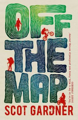 Off the Map book
