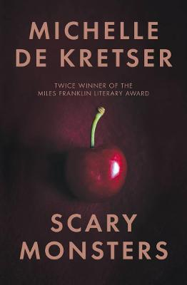Scary Monsters book