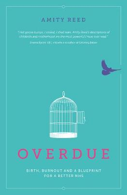 Overdue: Birth, burnout and a blueprint for a better NHS by Amity Reed