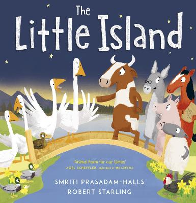 The Little Island by Smriti Prasadam-Halls
