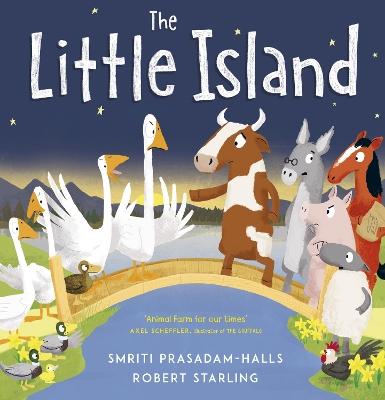The Little Island by Smriti Prasadam-Halls