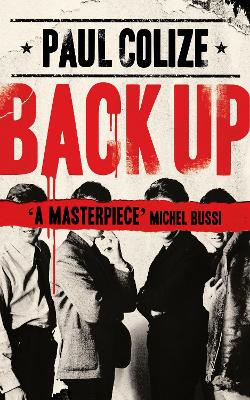 Back Up by Paul Colize