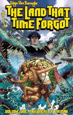 Edgar Rice Burroughs The Land That Time Forgot GN TPB by Mike Wolfer