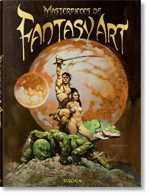 Masterpieces of Fantasy Art book