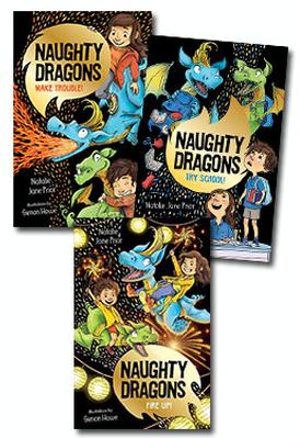 Naughty Dragons Set 2 by null