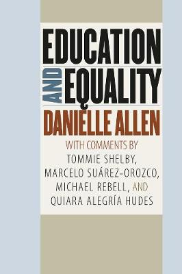 Education and Equality book