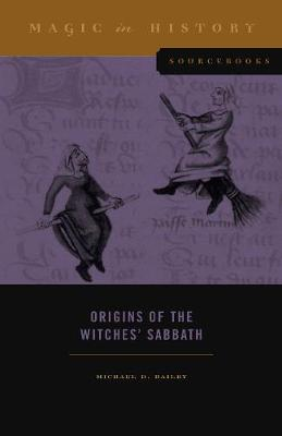 Origins of the Witches' Sabbath book