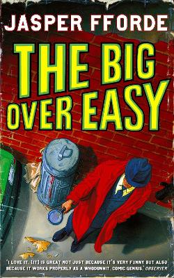 Big Over Easy book