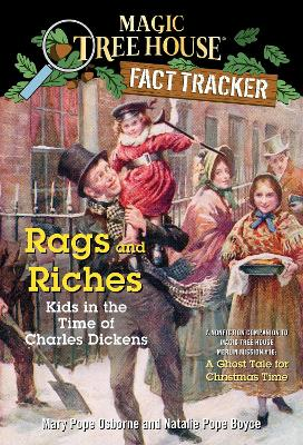 Magic Tree House Fact Tracker #22 Rags And Riches by Mary Pope Osborne